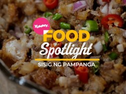 FOOD SPOTLIGHT: Sisig From Pampanga