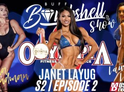 Janet Layug, Ms. Bikini Olympia 2020