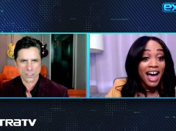 John Stamos Talks Basketball Show 'Big Shot' and the Lakers Legend Who Helped Him Prepare