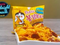 MIDNIGHT SNACK HACKS: Cheesy Samyang Noodles