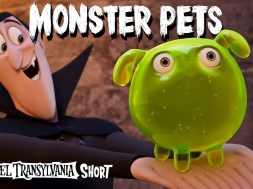 To celebrate Pets Day, Sony Pictures launches 'Monster Pets' short for 'Hotel Transylvania: Transformania'
