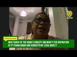 LOOK: Suzette Doctolero praises ABS-CBN's 'Bagman'