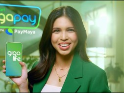 Maine Mendoza Reveals a Smarter Way to Pay: GigaLife App's New 'GigaPay with PayMaya' Feature