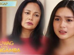 Francine Diaz plans next move, takes on Eula Valdez's cruelty in 'Huwag Kang Mangamba'