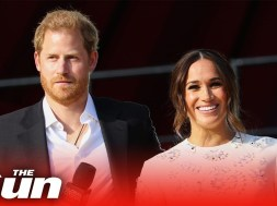 Prince Harry & Meghan talk vaccine equality at the Global Citizen Festival