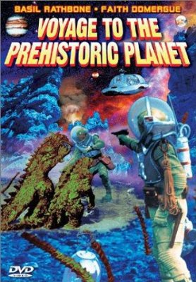 Voyage to the Prehistoric Planet (Poster)