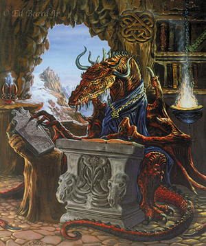dragonreading