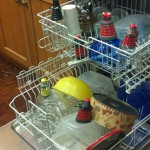 Dishwasher!