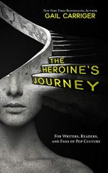 Cover of The Heroine's Journey by Gail Carriger