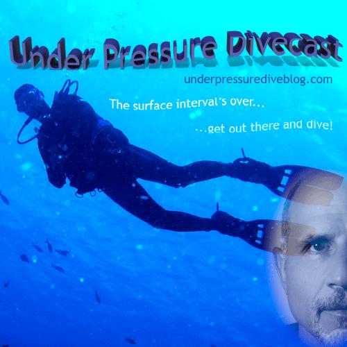 Under Pressure Divecast - Cover