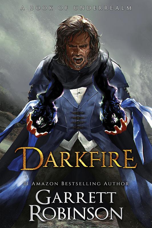 Darkfire, the #1 Amazon Bestseller by Garrett Robinson