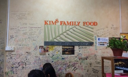 Kim's Family Restaurant is On Fire!