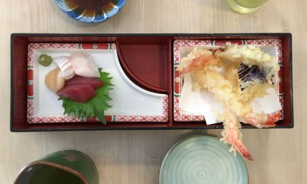 Angling For the Best – Tomi Sushi