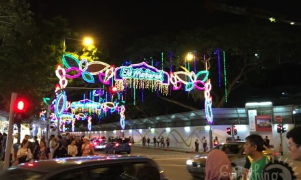 Secret Love: The Geylang Serai Hari Raya Pasar Malam