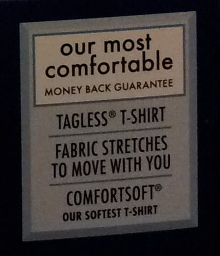 Are Hanes Undershirts Taking the