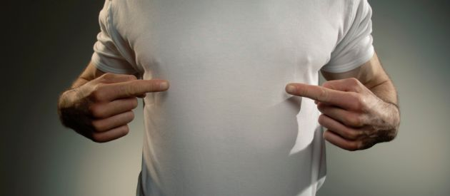 Gynecomastia: The Number One Way To Hide Man Boobs