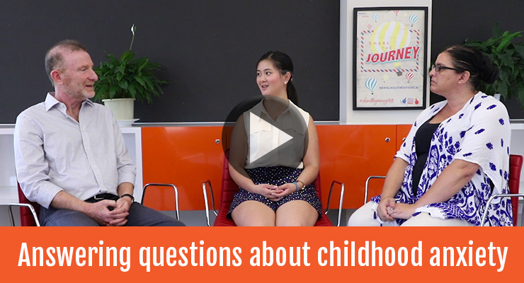 Big questions about childhood anxiety