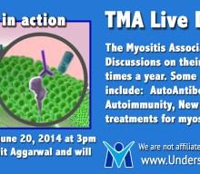 TMA Live Discussions