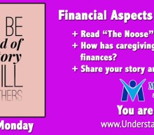Financial Aspects of Caregiving