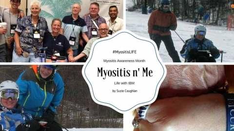Myositis n Me