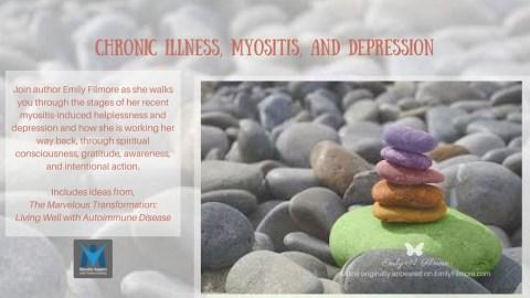 Chronic Illness, Myositis, and Depression