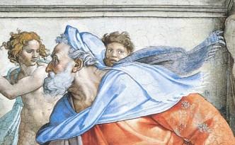 Ezekiel by Michelangelo