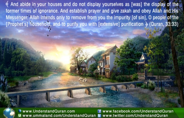 abide in your houses