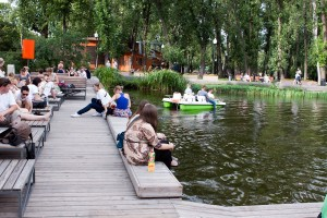 Summer in Moscow