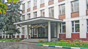 Typical Soviet school building