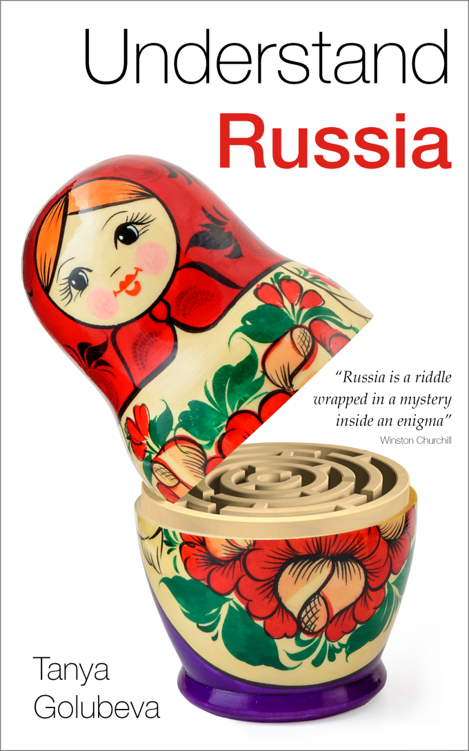 Understand Russia book cover
