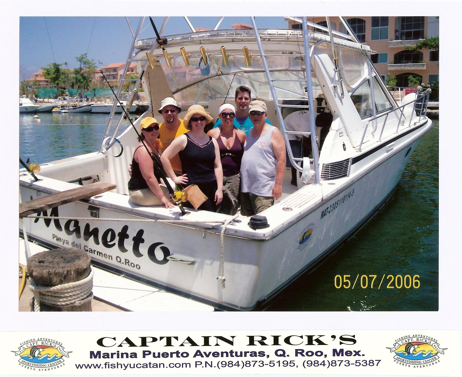 Mexico Fishing Trip
