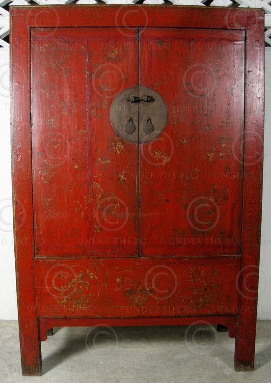 Armoire Chinoise BJ40B Province Du Shanxi Chine