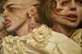 Horacio Quiroz - oil painting