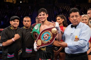 Ryan Garcia Defeats Jayson Velez Photo: Lina Baker