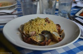 """I enjoyed my """"Vermicelli Pasta"""". It was so good."""