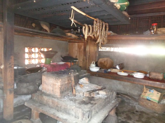 Traditional Town - kitchen