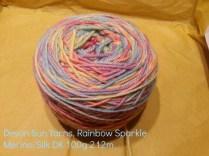 DK Rainbow Sparkle DSY 212m
