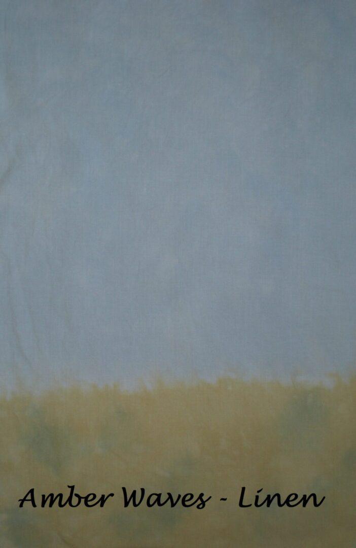 Amber Waves Linen