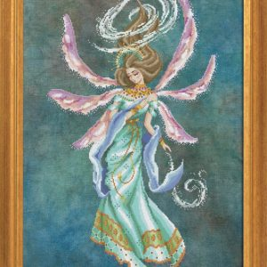 Amihan, Deity of the Wind by Bella Filipina Designs