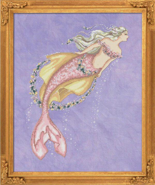 Akoya Pearl Mermaid by Bella Filipina Designs