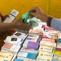 medicine handed over the counter