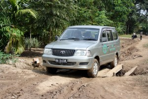 Health in Harmony conducts mobile clinics in remote villages.
