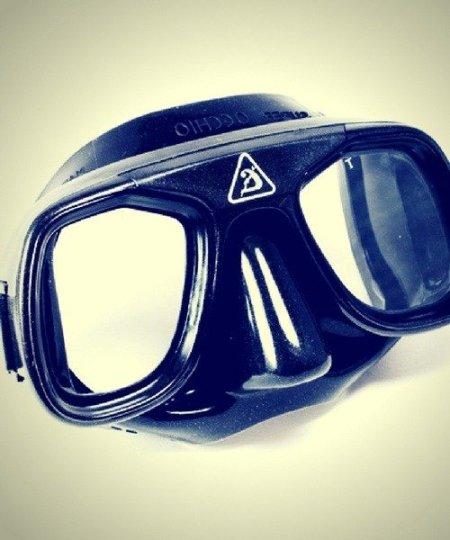 suo - Dykkermaske til SCUBA