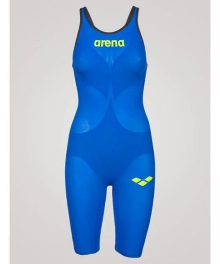 Arena Carbon Air 2 Open Back 2019 Blaa - Arena Carbon Air 2 Open Back 2019 - Blå