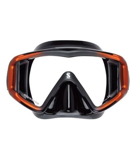 Crystal VU dykkermaske - Dykkermaske til SCUBA