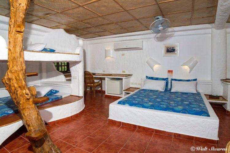 Atlantis Resort's Puerto Galeria Seaview Suite.