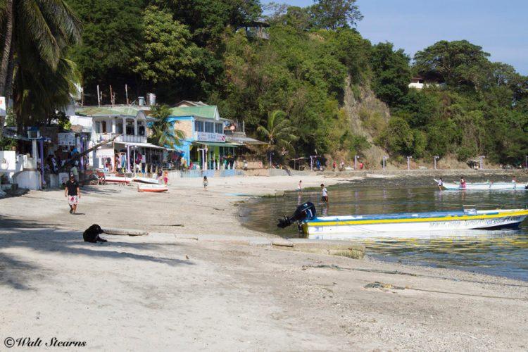 Sabang Beach, Philippines