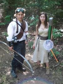 Uriel and Kira