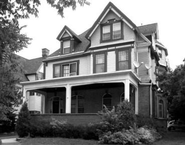 Louise Blanchard Bethune, 35 Richmond Avenue, Buffalo, NY