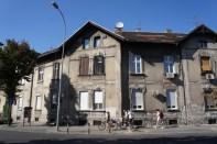 Jelisaveta Načić - Complejo de viviendas obreras, Belgrado, 1910-1911